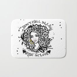 #STUKGIRL STACY*DOREEN Bath Mat