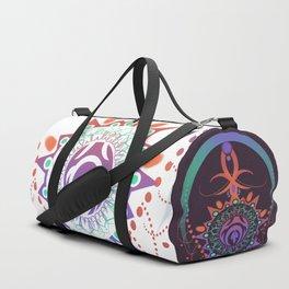 Dreamcatcher of Sun and Stars Duffle Bag