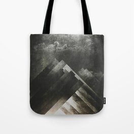 Mount everest and me Tote Bag