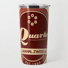 Quarks Vintage Logo Travel Mug