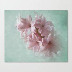 Fleeting Pink Spring Canvas Print
