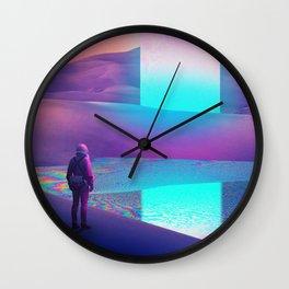 Astronaut's Dream Wall Clock