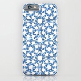 ARABESQUE pattern 03 iPhone Case