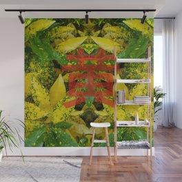 YELLOW Wall Mural