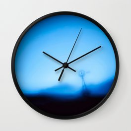 Leaning Tower Of Texas Wall Clock