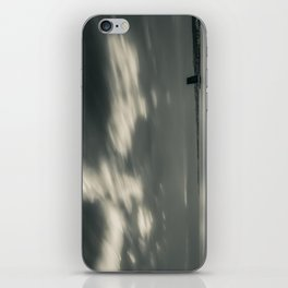 Lisbon in Black and White iPhone Skin