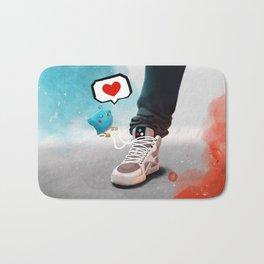 sneaker Love Bath Mat