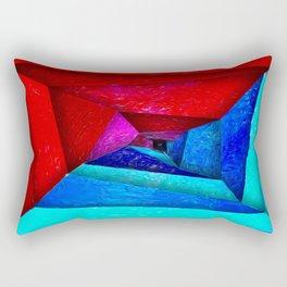Bi-Polar Rectangular Pillow