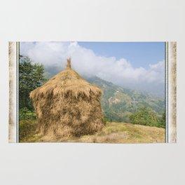 NEPALI HAYSTACK  Rug