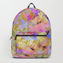 Fancy Field Flowers Backpack