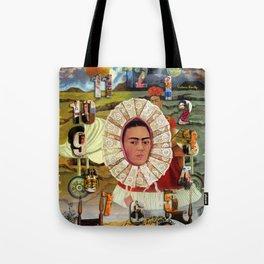 RELOJ Tote Bag