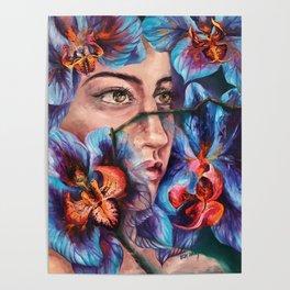 """Dauntless"" Painting Poster"