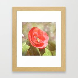 All in a Day's Work Framed Art Print
