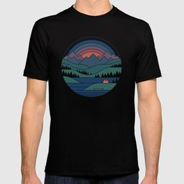 The Lake At Twilight T-shirt