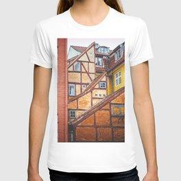 Scandinavian Architecture. T-shirt
