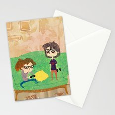 Eyeglasses Stationery Cards