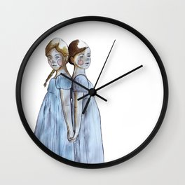 meninas Wall Clock