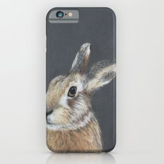 The Hares Stare iPhone 6 Slim Case