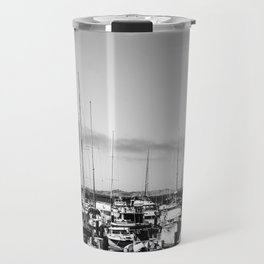 San Francisco Harbor Travel Mug