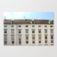 vienna Canvas Prints featuring Vienna  by Blake Hemm