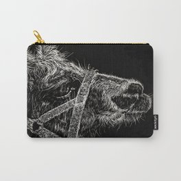 High Park Zoo Llama Carry-All Pouch