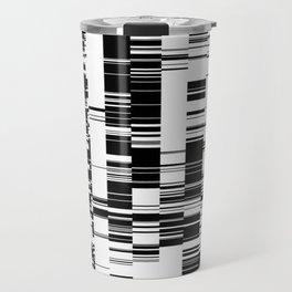 Data Glitch Travel Mug