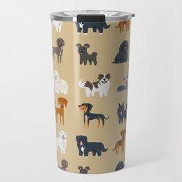 EASTERN EUROPEAN DOGS Travel Mug