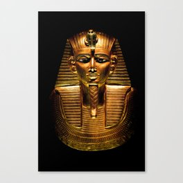 King Tuts Artifacts 2 Canvas Print
