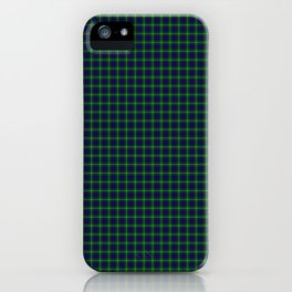 MacIntyre Tartan iPhone Case