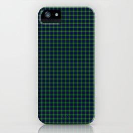 MacIntyre Tartan iPhone Case