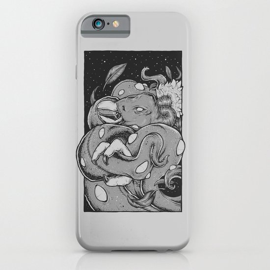 Tents Attack!  iPhone & iPod Case