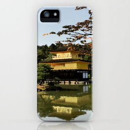 Kinkaku-ji Temple (Japan) iPhone Case