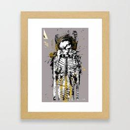 Eristic Framed Art Print