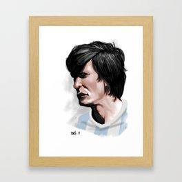 René Houseman Framed Art Print