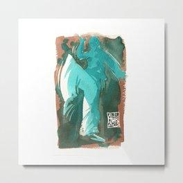 Capoeira 440 Metal Print
