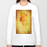 once upon a  time Long Sleeve T-shirts featuring Once upon a time ... by Ganech joe