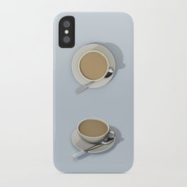 Wake me Gently iPhone Case