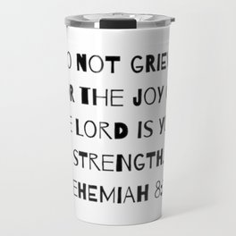 Strenght Travel Mug