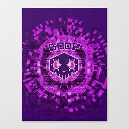 BOOP Canvas Print