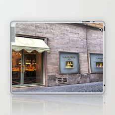 La Durée Macarons Shop Laptop & iPad Skin