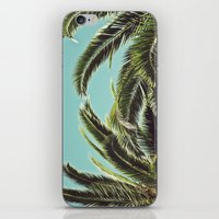 palms iPhone & iPod Skins featuring Palms by Lawson Images