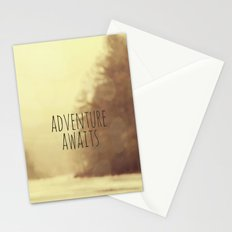 Adventure Awaits II Stationery Cards