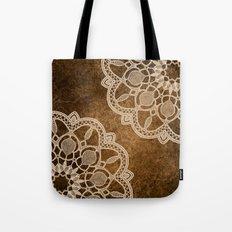 Coffee & Cream Tote Bag