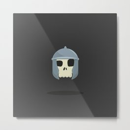 Roman Warrior Metal Print