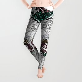 Ocean Galaxy Leggings