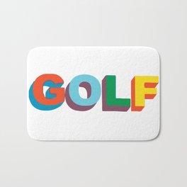 Golf Wang Bath Mat