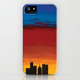 City Morning iPhone Case