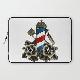 Barber's Life Laptop Sleeve