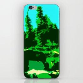 pines iPhone Skin