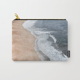 Sand, Sea, and Peace Carry-All Pouch